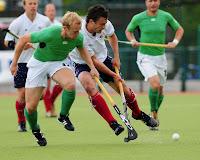 Men's Celtic Cup: Ireland 5 France 0