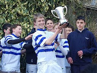 Minor Schoolboy final: St Andrew's 3 Wesley College 2 aet