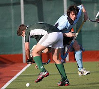 Men's IHL: Round Four results