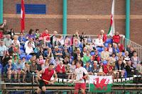 Wales take bronze on home turf