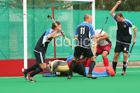 EuroHockey Nations: Ireland 1 Wales 0