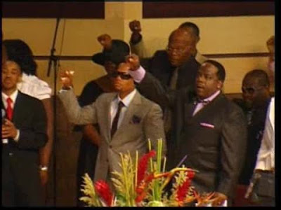 Bernie Mac Funeral Pictures Bernie mac will be greatly