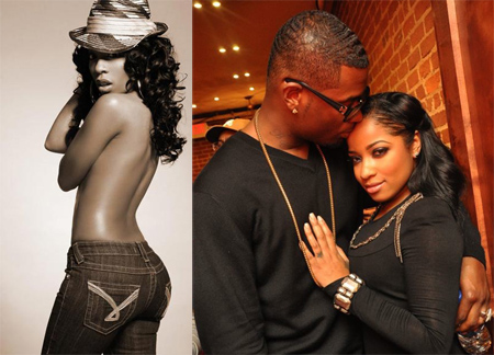 Toya Carter's Man Isn't AbusiveHis Artist Is Obsessed?!
