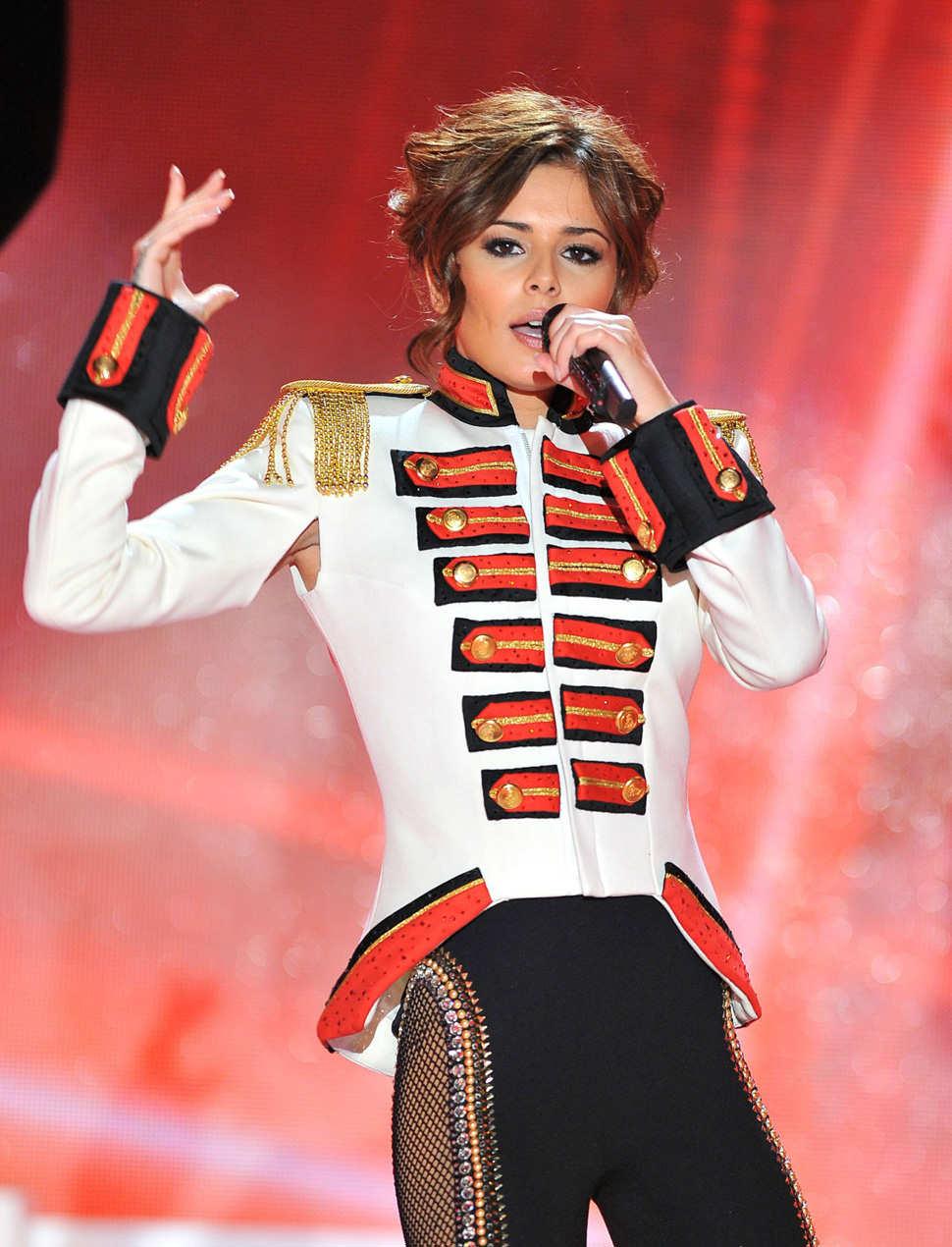 Cheryl Cole Sexband Gobal