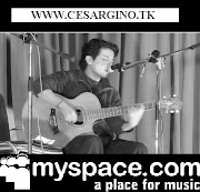 CESAR GINO EN MY SPACE