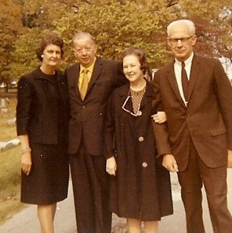 Dot's first cousin, Charles Johnston