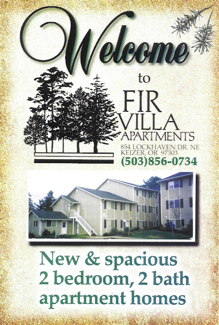 The Fir Villa Apartments in Keizer, OR