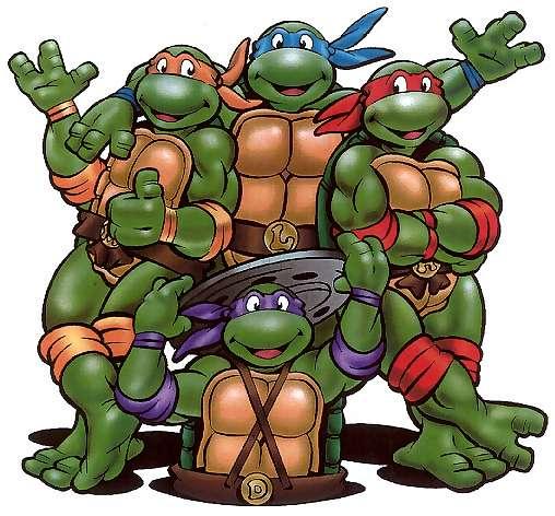 Thoughts Of A Random Thinker Teenage Mutant Ninja Turtles No Longer Teenagers