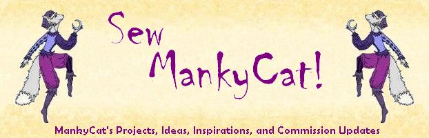 Sew MankyCat
