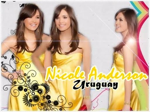 Nicole Anderson Fan Club Uruguay