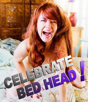 Chantal Boccaccio giving bed head