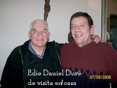 Con Edie Daniel Duré
