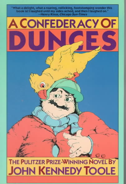 a summary of a confederacy of dunces by john kennedy toole John kennedy toole was dead some years when a confederacy of dunces appeared, having, so the foreword records, killed himself in depression at his failure to get the book published one cannot think him wrong to have despaired, when a book which should have soared kept falling like lead.