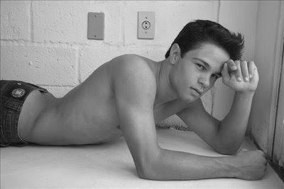 Brazil Male Model Gabriel