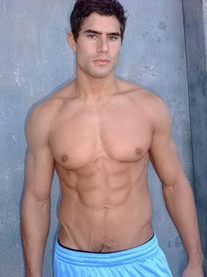 Hunk Male Model