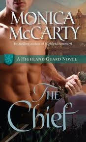 HIGHLAND GUARD SERIES BY MONICA MCCARTY – GIVEAWAY