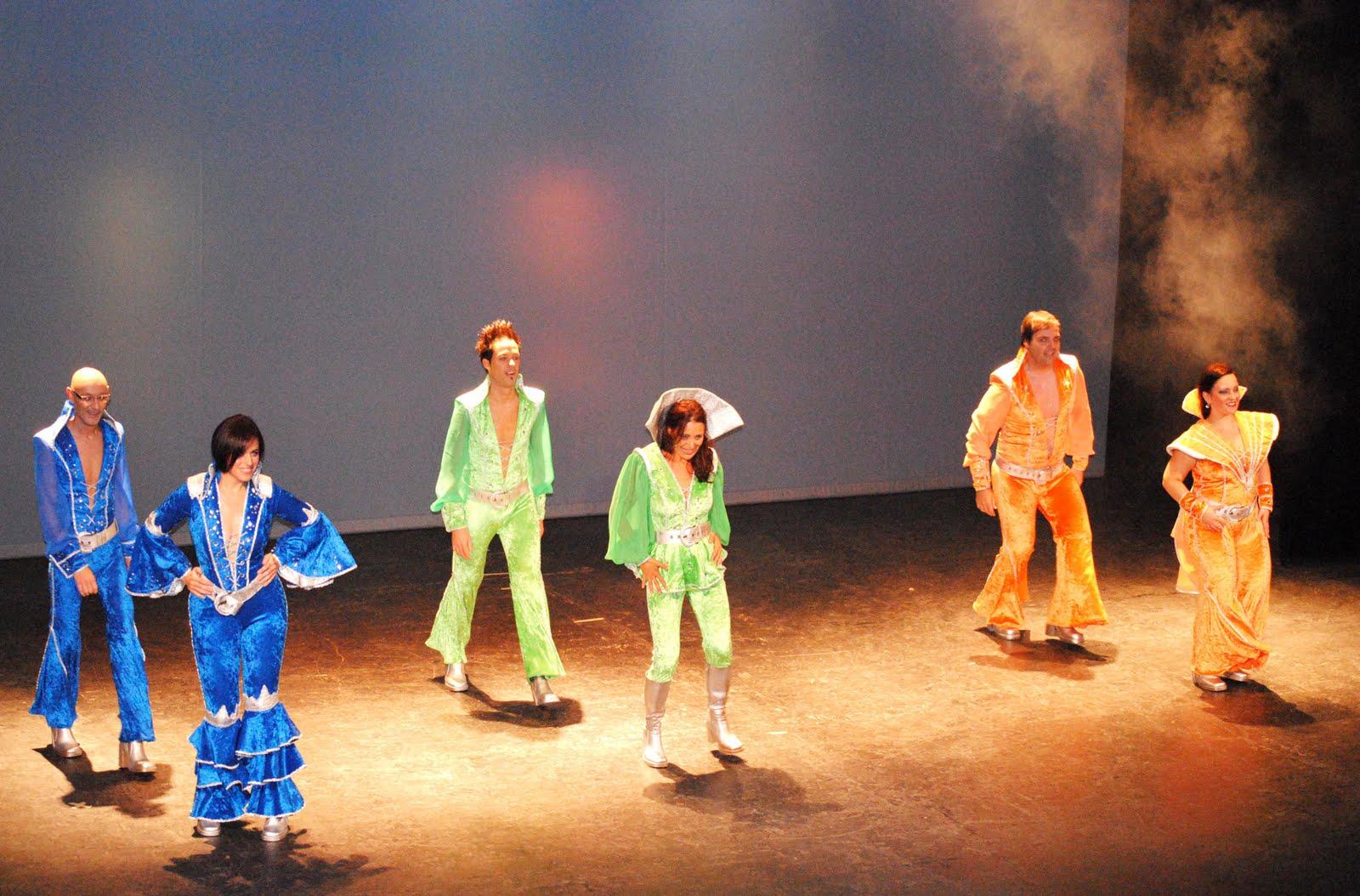 Grupo de Baile Tomás Ferrando: ¡VIVA EL MUSICAL!- MAMMA MIA - photo#17