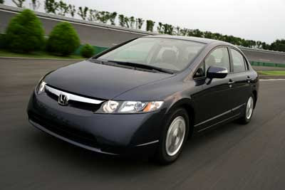 Compared to Honda Civic Hybrid