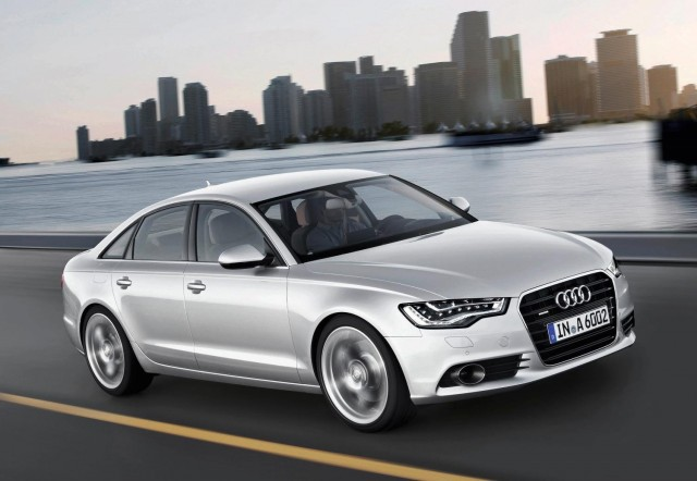 Audi A6 2011. The all new Audi A6 opens for