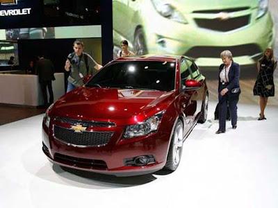 Chevrolet Cobalt 2012 года