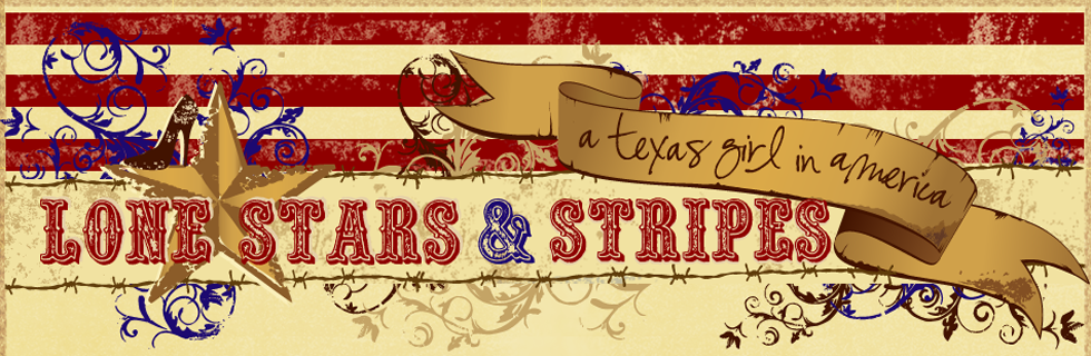 Lone Stars and Stripes