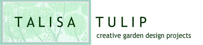 Talisa Tulip Garden Design Kids