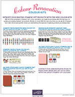 Colour Renovation Kit