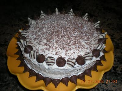 Hershey Kisses Birthday Cake Ingredients 2 Cups Sugar 1 3 4 All Purpose Flour Cup HERSHEYS Cocoa Or SPECIAL DARK