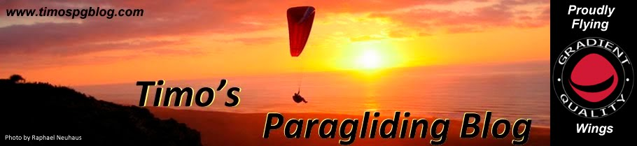 Timo's Paragliding Blog