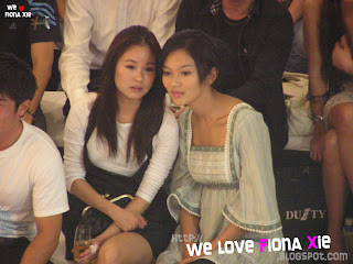 Li Zhiyi and Joanne Peh