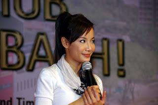 Fiona Xie at AMK Hub Opening - 03