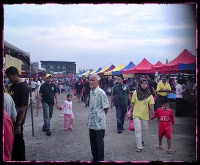 bazar ramadhan kajang