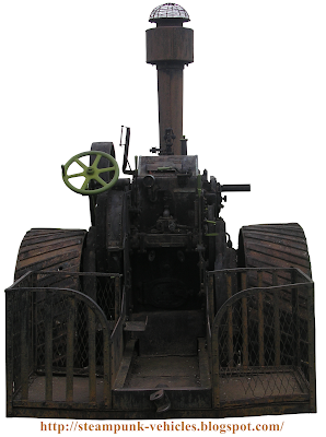 3D Modeling Reference http://steampunk-vehicles.blogspot.com/
