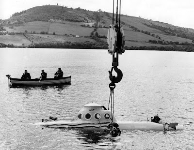 Monster hunters: the search for Nessie goes on.