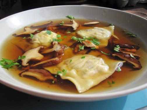 1000  ideas about Mushroom Ravioli on Pinterest | Ravioli ...