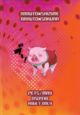 Naruto Hentai manga