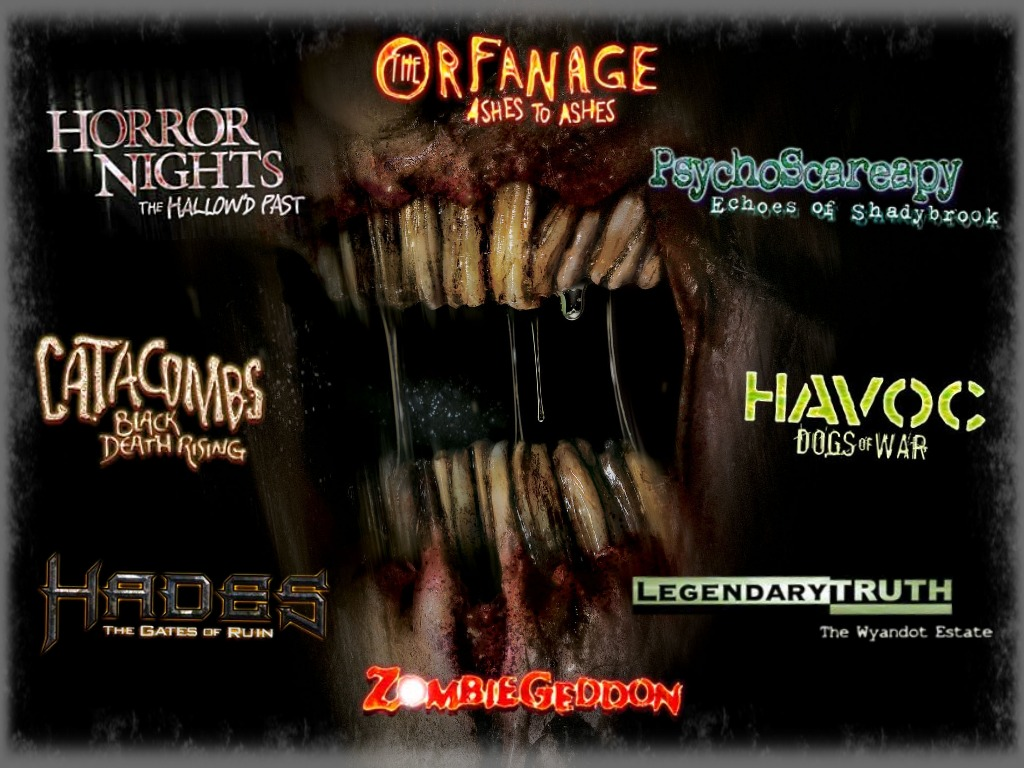 horror nights the hallowd past score 1010 awesome - Halloween Horror Night Theme