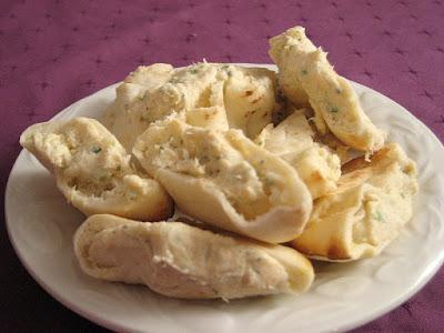 Mini-pitas de poires Neptune Pitas+crevettes