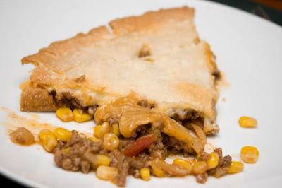 recettes plats  Pâté mexicain