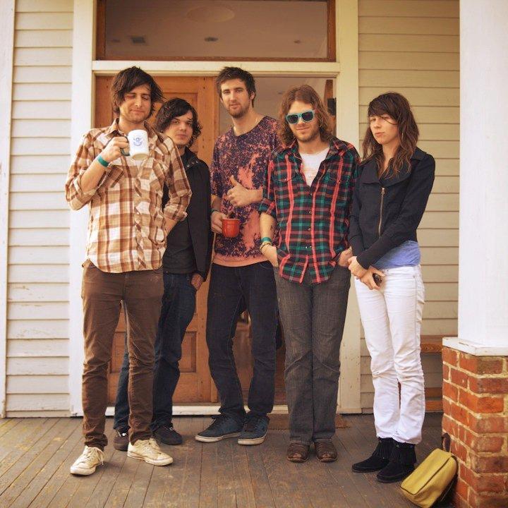 The Love Language Announces New Lineup, New Album (Libraries)