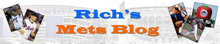 Rich's Mets Blog