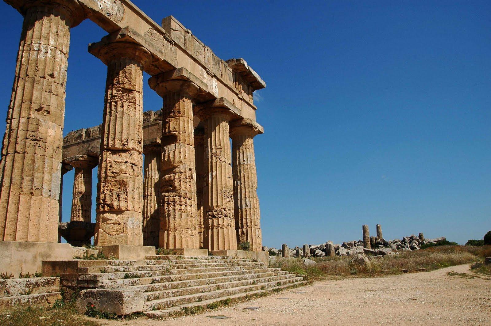 architecture grec