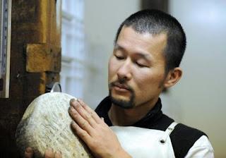 Michihisa Yamaguchi: Dal Giappone, uno dei migliori produttori di formaggio francese... in Francia