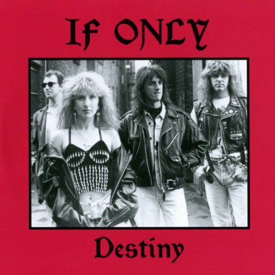IF ONLY (Jackie Bodimead) - Destiny (1989-90)