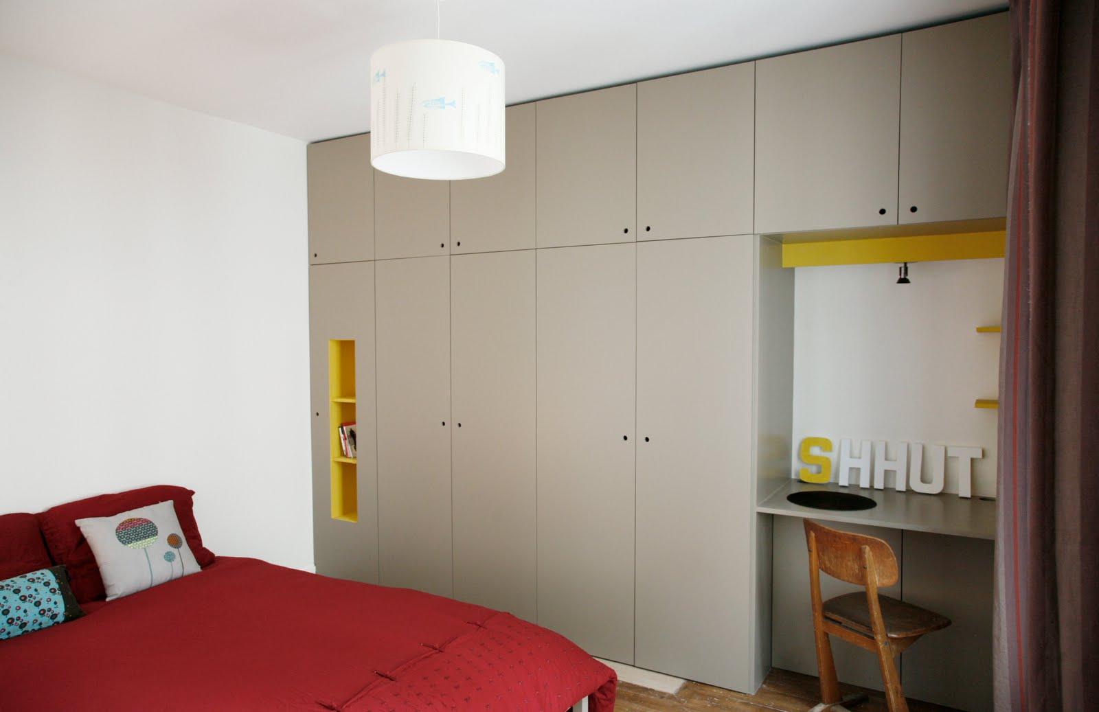 Karine herz home designer r novation et d coration d 39 un for Decoration interieur appartement 2 pieces