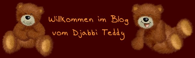 Djabbi Teddy Blog