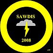 SAWDIS Logo: