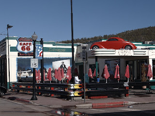 Cruisers Cafe, Route 66, Williams, AZ