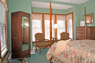 Brewster House Bed & Breakfast, Pemaquid Point Lighthouse Room Four