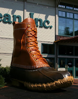 L.L. Bean Freeport Maine
